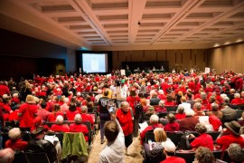 Sierra Club Seattle, Coal Terminal Export Public Hearing, Dec 2012