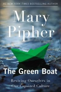 Mary Pipher's new book is a wonderful description of the trauma, anxiety, joy and comfort of facing the impossible by coming together to take action against the odds.
