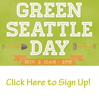 green seattle day sign up