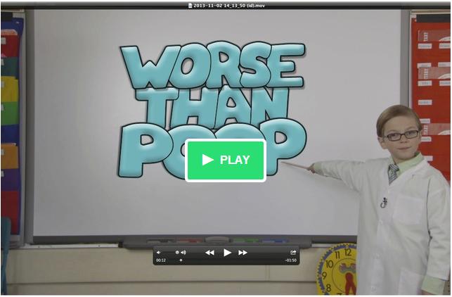 Worse Than Poop — Kickstarter